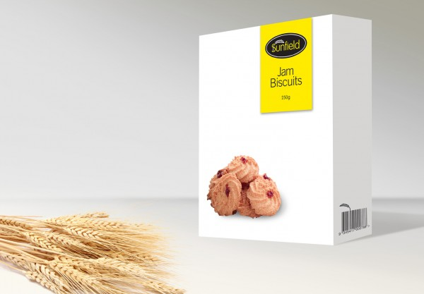Biscuit Packaging Design