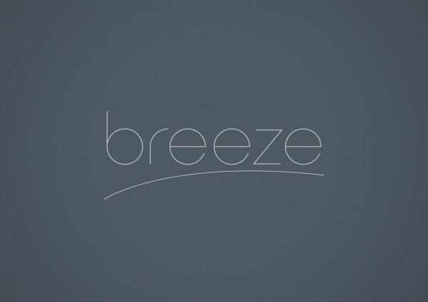 Breeze Luxury Apartment Logo