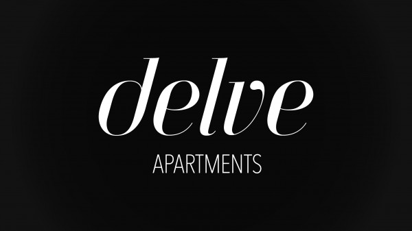 Delve Apartments Logotype