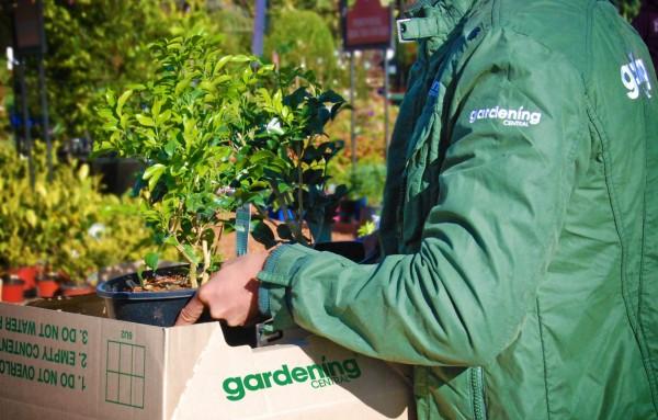 Gardening Central Uniforms