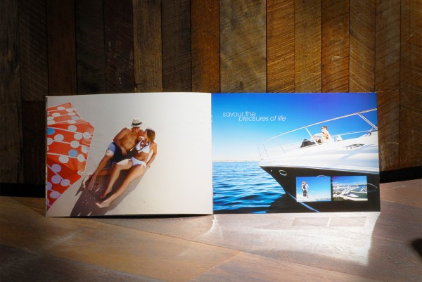 Photographic Art Direction in Promotional Book