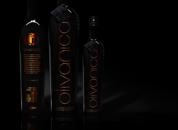 Olive Oil Packaging Designs