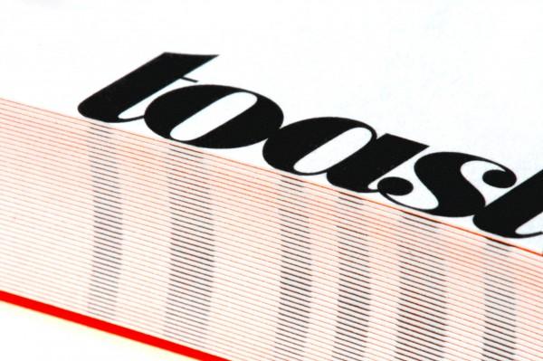 Toast Design Business Cards