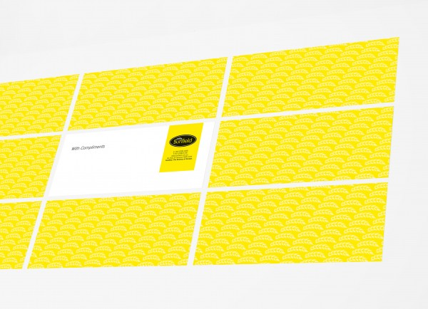 Branding - Stationery - With Comps Slip